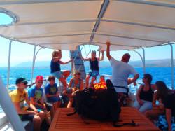 Boot-excursie-varen-op-kreta-vakantie