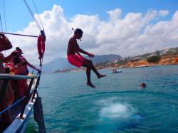 Boot-tochten-trips-op-Kreta