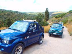 Jeepsafari op Kreta