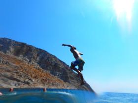 Boot varen op Kreta vakantie (13)