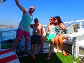 Boot varen op Kreta vakantie (14)