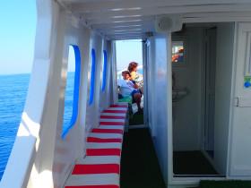 Boot varen op Kreta vakantie (15)