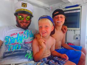 Boot varen op Kreta vakantie (16)