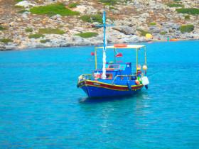 Boot varen op Kreta vakantie (2)