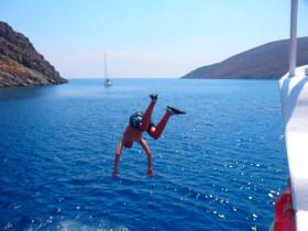 Boot varen op Kreta vakantie (21)