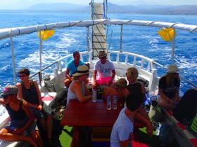 Boot varen op Kreta vakantie (22)
