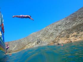 Boot varen op Kreta vakantie (23)