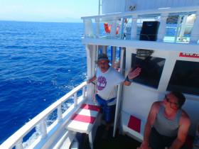 Boot varen op Kreta vakantie (4)