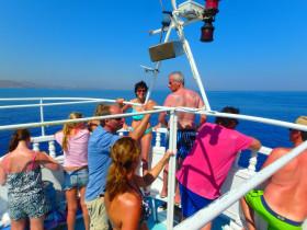 Boot varen op Kreta vakantie (6)
