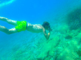 Boot varen op Kreta vakantie (9)