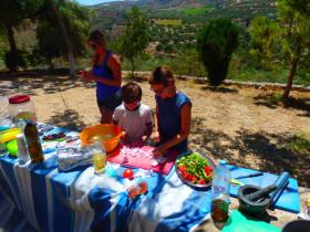 Koken op Kreta (12)