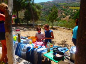 Koken op Kreta (13)
