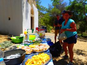 Koken op Kreta (14)