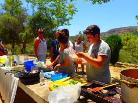Koken op Kreta (2)