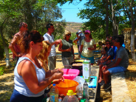 Koken op Kreta (7)