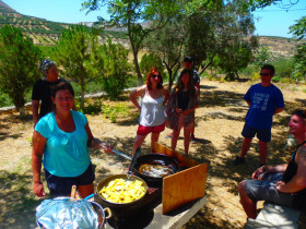 Koken op Kreta (9)