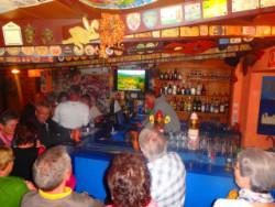 Bar op Kreta