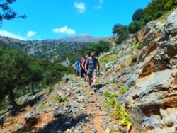 Wandelen op Kreta
