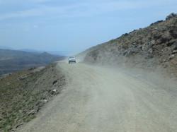 Jeep op Kreta