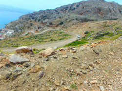 Jeep safari op Kreta