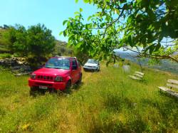 twee daagse jeep safari