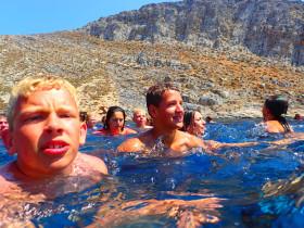 Boot varen op kreta vakantie fotoboek 2015 (10)