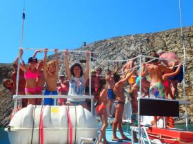 Boot varen op kreta vakantie fotoboek 2015 (100)