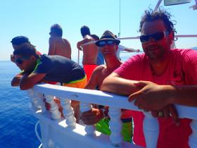 Boot varen op kreta vakantie fotoboek 2015 (106)