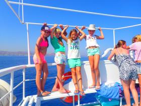 Boot varen op kreta vakantie fotoboek 2015 (107)