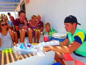 Boot varen op kreta vakantie fotoboek 2015 (116)