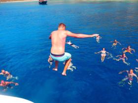 Boot varen op kreta vakantie fotoboek 2015 (12)
