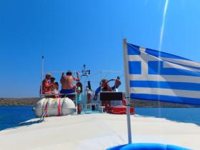 Boot varen op kreta vakantie fotoboek 2015 (24)