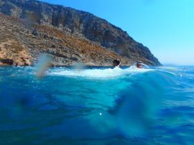 Boot varen op kreta vakantie fotoboek 2015 (37)