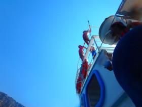 Boot varen op kreta vakantie fotoboek 2015 (39)
