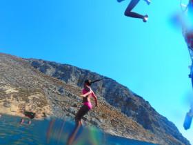 Boot varen op kreta vakantie fotoboek 2015 (41)