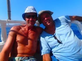 Boot varen op kreta vakantie fotoboek 2015 (47)