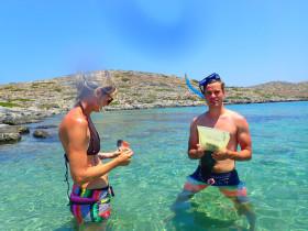 Boot varen op kreta vakantie fotoboek 2015 (5)