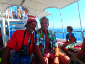 Boot varen op kreta vakantie fotoboek 2015 (50)