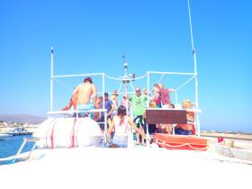 Boot varen op kreta vakantie fotoboek 2015 (51)