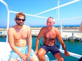 Boot varen op kreta vakantie fotoboek 2015 (53)