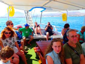 Boot varen op kreta vakantie fotoboek 2015 (56)