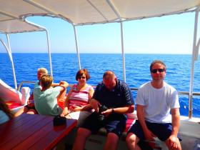 Boot varen op kreta vakantie fotoboek 2015 (58)