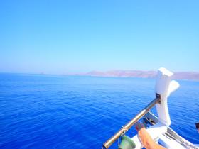 Boot varen op kreta vakantie fotoboek 2015 (61)