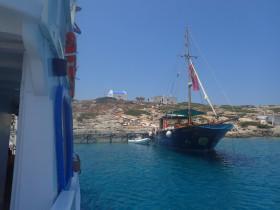 Boot varen op kreta vakantie fotoboek 2015 (72)