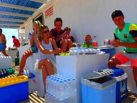 Boot varen op kreta vakantie fotoboek 2015 (81)
