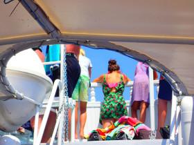 Boot varen op kreta vakantie fotoboek 2015 (86)