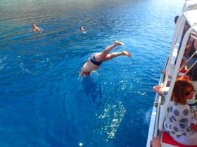 Boot varen op kreta vakantie fotoboek 2015 (89)