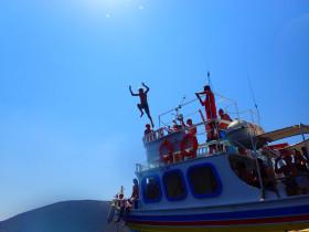 Boot varen op kreta vakantie fotoboek 2015 (91)