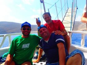 Boot varen op kreta vakantie fotoboek 2015 (97)