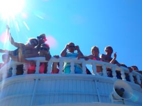 Boot varen op kreta vakantie fotoboek 2015 (99)